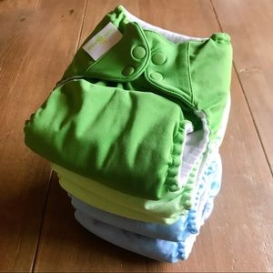 Cloth diaper Bumgenius cloth diaper 5-bundle